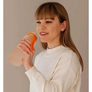 euqa bidon na wodę BPA free sunrise 600 ml